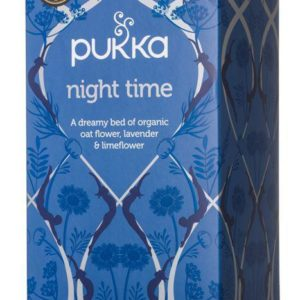 Pukka Thee Night Time Usda 20Z