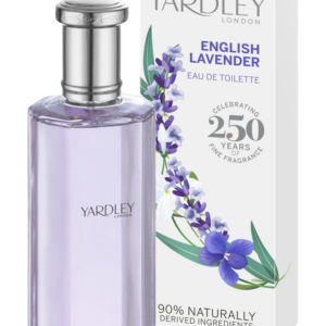 YARDLEY LAVENDER EDT SPRAY 50M