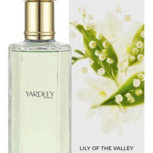 YARDLEY LILY VALLEY EDT SPRAY 125M