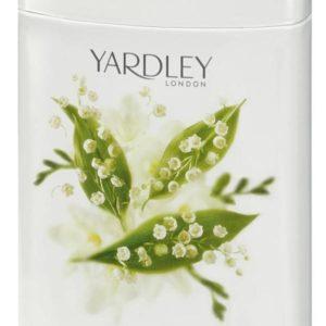YARDLEY LILY VALLEY TALC TIN 200G