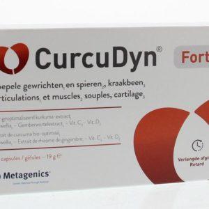 Metagenics Curcudyn Forte 30C