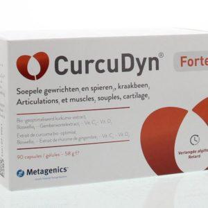 Metagenics Curcudyn Forte 90C