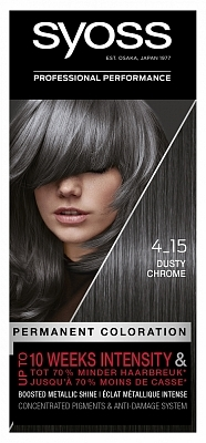 SYOSS COLOR 4-15 DUSTY CHROME 1S