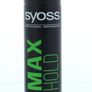 Hairspray max hold mini