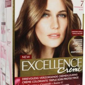 Excellence 7 middenblond