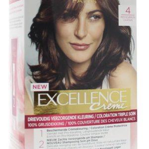 Excellence 4 Middenbruin