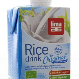 Rice drink original bio