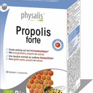 PHYSALIS PROPOLIS FORTE bio 30T