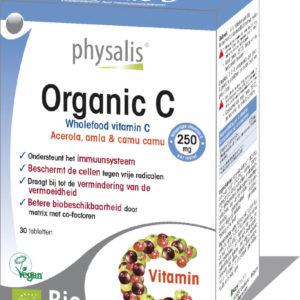 PHYSALIS ORGANIC C bio 30T