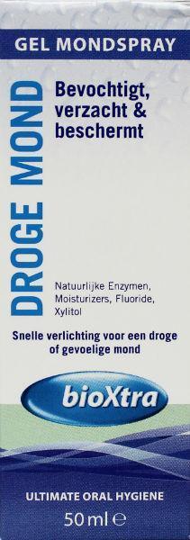 Bevochtigende mondspray