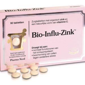 Bio Pn Influ Zink 90T
