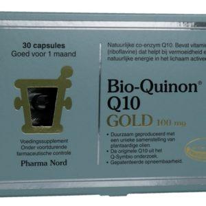 BIO PN QUINON Q10 100MG GOLD 30C