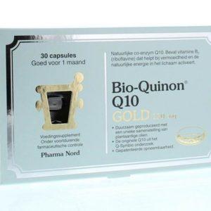 Bio quinon Q10 gold 100 mg
