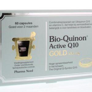 BIO PN QUINON Q10 100MG GOLD 60C