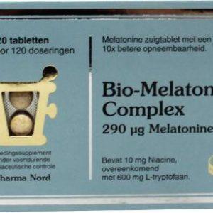 Bio melatonine complex 290 mcg