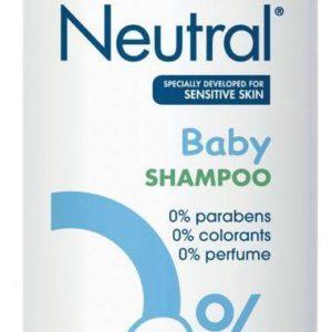 NEUTRAL BABY SHAMPOO 250M