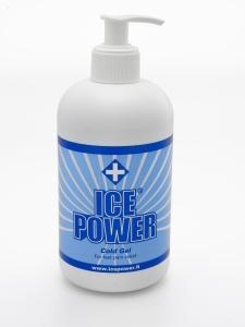 ICE POWER COLD GEL&DISPENSER 400M