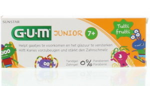 Gum Tandpasta Junior 50M