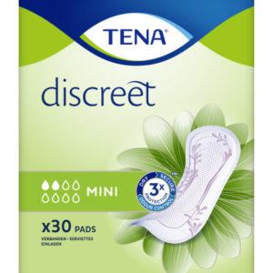 TENA LADY DISCREET MINI 30S