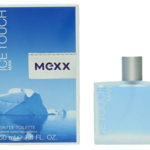 GEUR MEXX ICE TOUCH EDT HE 50M