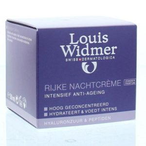 Rijke Nachtcreme Parfumvrij    50Ml