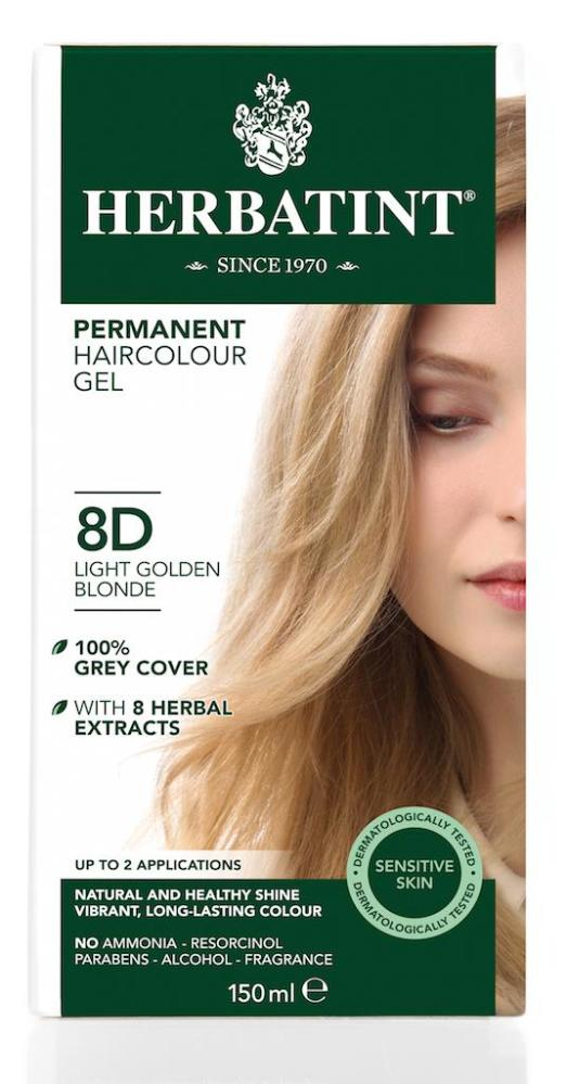Herbatint 8D Light Golden Blonde 15