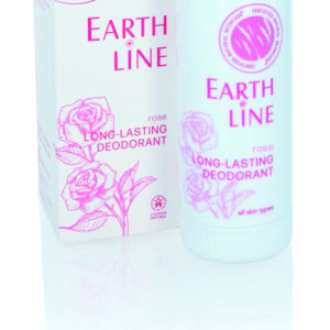 EARTH LINE DEO VIT E ROSE bio 50M