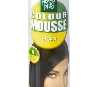 HENNAP COL MOUSSE 04 BROWN 75M