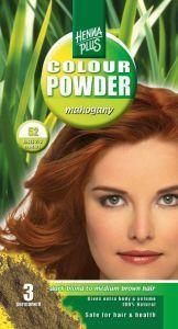Colour powder 52 mahogany