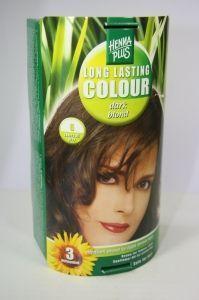 Long lasting colour 6 dark blond