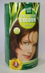 Long lasting colour 6.35 hazelnut