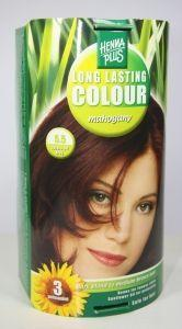 Long lasting colour 5.5 mahogany