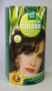 Long lasting colour 5.3 golden brown