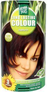 Long lasting colour 4.56 auburn