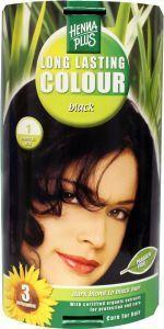 Long lasting colour 1 black