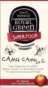 ROYAL GREEN CAMU CAMU VIT C 60C