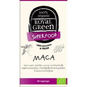 ROYAL GREEN MACA 60C