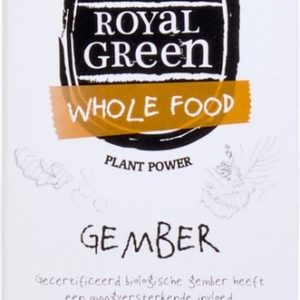 ROYAL GREEN GEMBER bio 60VC