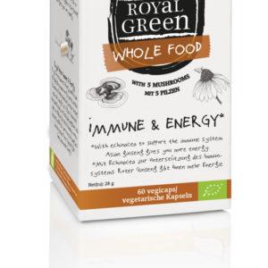 ROYAL GREEN IMMUNE & ENERGYbio 60VC