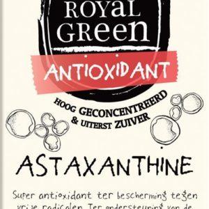 ROYAL GREEN ASTAXANTHINE 60C