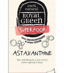 ROYAL GREEN ASTAXANTHINE 120C