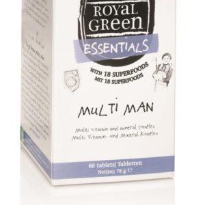 ROYAL GREEN MULTI MAN 60T
