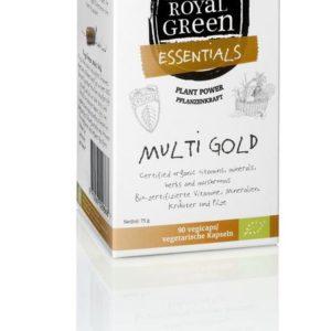 ROYAL GREEN MULTI GOLD bio 90VC