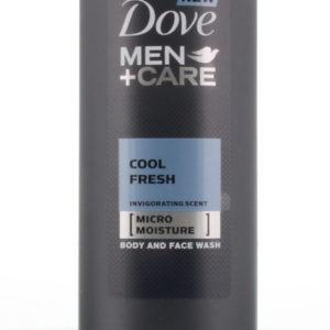 Shower men cool fresh