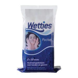 Wetties Pocket- 20S