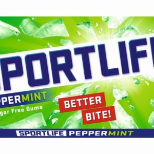 SPORTLIFE PEPPERMINT 12S