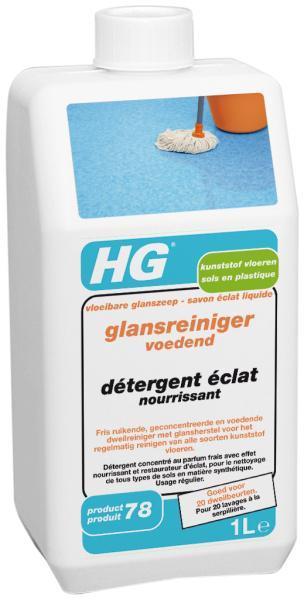 HG KUNSTOFVLOER GLANSREIN 78 1L