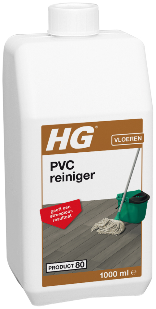 HG PVC REINIGER 1L