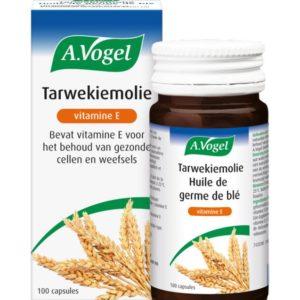 Tarwekiemolie met vitamine E