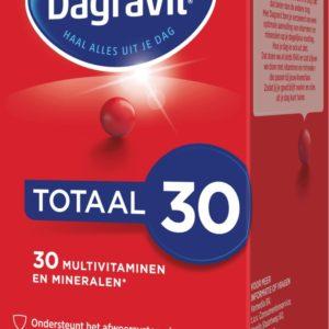 DAGRAV TOTAAL DRAGEES 200S